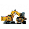 MODEL RANGE OF KOMATSU AND OUR RANGE OF SPARE PARTS