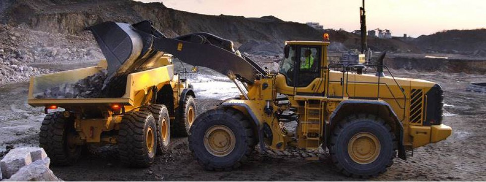 Heavy Equipment Spare Parts - Parts for Construction Equipment