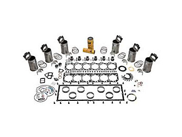 original and aftermarket JCB Construction engine repair kits
