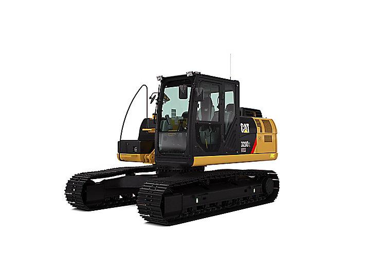Caterpillar 330D2 L Excavator parts