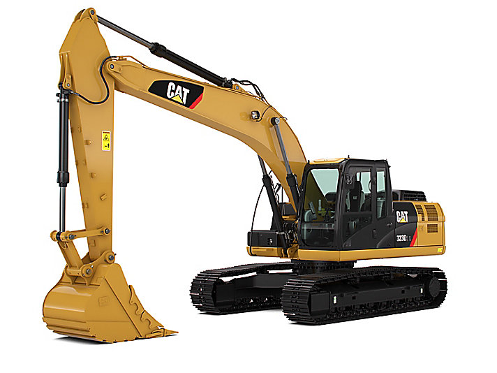 Caterpillar 308E2 CR Excavator parts