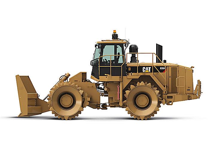 Caterpillar 816K Compactor parts