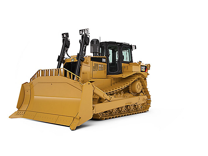 Caterpillar D6R dozer parts