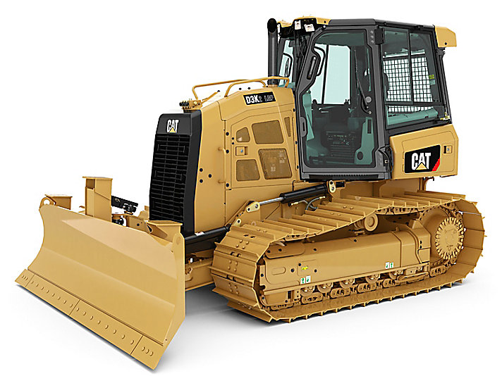 Caterpillar D4K2 dozer parts