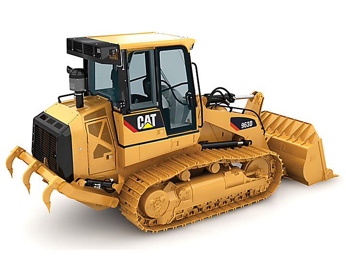 Caterpillar 973D SH Loader parts