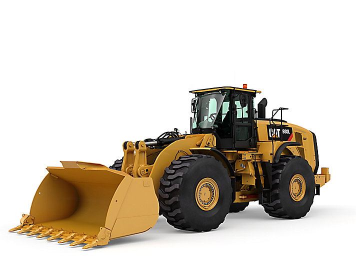 Caterpillar 980L Loader parts