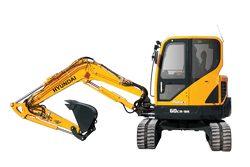 Hyundai R30Z-9AK Excavator parts
