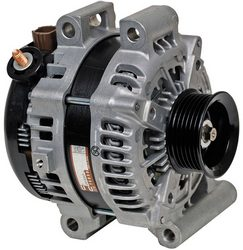 original and aftermarket (replacement) Doosan Alternators or AC Generators Doosan
