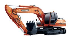 Doosan DX255LC Heavy or Crawler excavator parts