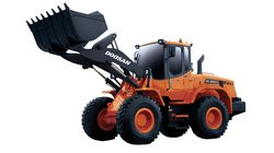Doosan DL300A Large Wheel Loader parts
