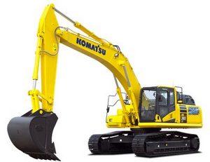 Komatsu HB215LC-2 Hydraulic Excavator parts