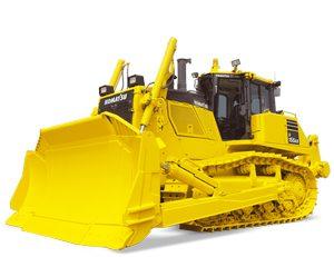 Komatsu D155AXi-8 Crawler Dozer parts