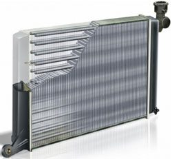 original and aftermarket (replacement) Hyundai Radiators