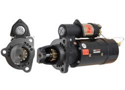 original and aftermarket (replacement) Volvo Starter Motors